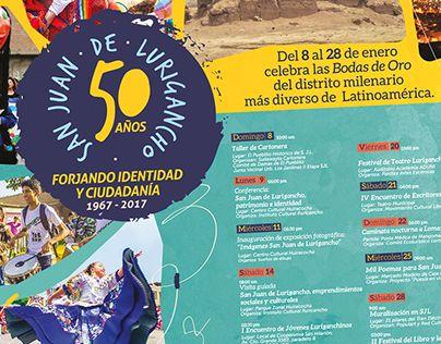 "Check out new work on my @Behance portfolio: ""Afiche 50 Aniversario SJL"" http://be.net/gallery/47371761/Afiche-50-Aniversario-SJL"