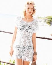 #garnethill #summerstyleSummer Style, Garnethil Summerstyle, Crochet Shorts, Nanette Lepore, Swimming Covers, Shorts Dresses, Summerstyle Garnethil, Lepore Crochet, Perfect Summer