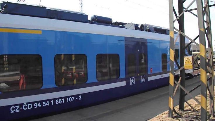 R 872 Slavkov Stacja Choceň