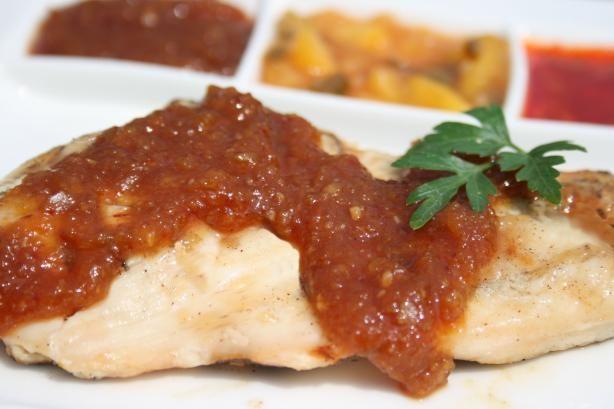 Peach Chipotle BBQ Sauce   Food Receipes   Pinterest