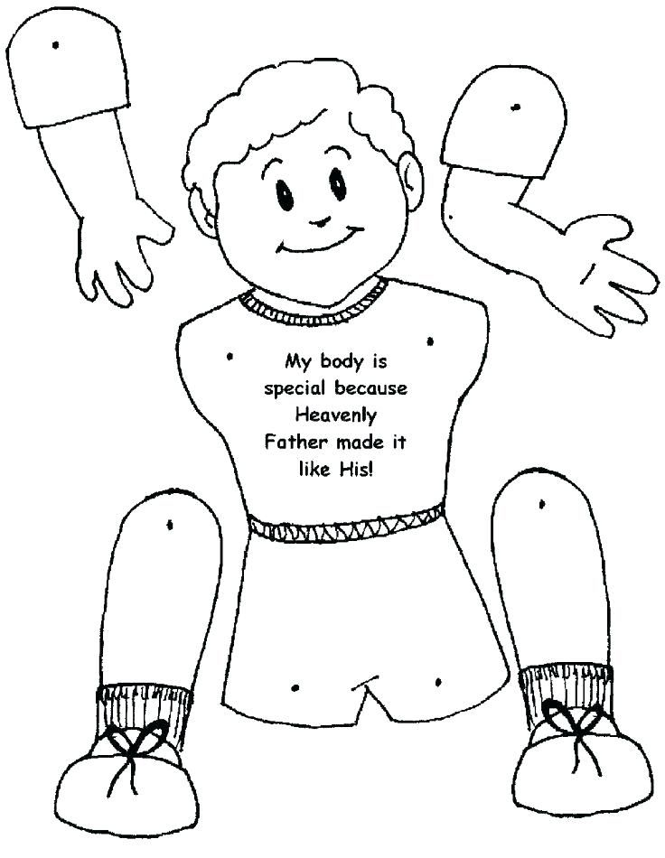 God Made Me Special Coloring Pages God Made Me Special Coloring
