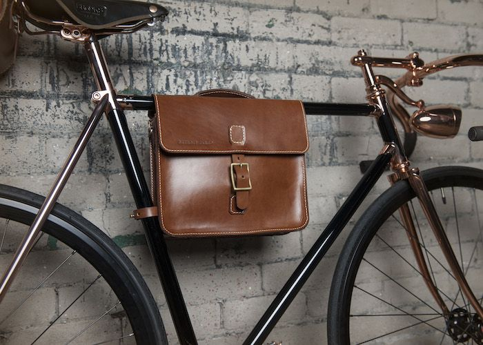 Griswold Frame Bag Works Well Bags Frame Bag Leather