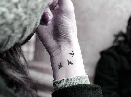 Image result for 3 sparrow tattoo designs wrist