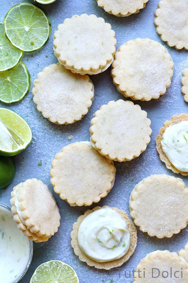 185 best Sandwich Cookies images on Pinterest   Biscuits, Dessert ...