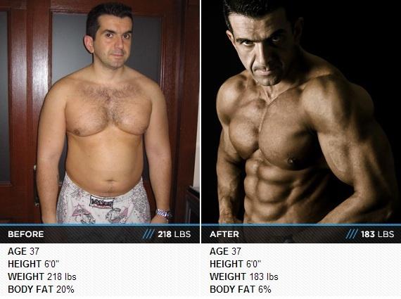 body fat percentage 55 year old woman