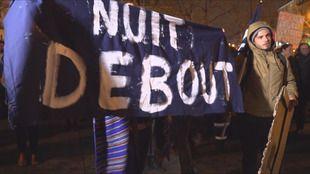 TV : mardi 17 à 20:50 sur  Arte5 Nuit debout !