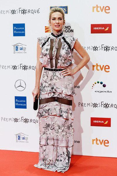 Kira Miro during the 23rd edition of Jose Maria Forque Awards at Palacio de Congresos on January 13, 2018 in Zaragoza, Spain.