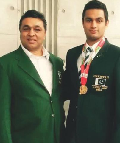 The #Pakistan Judo Federation (PJF) is likely to send Judoka Shah Hussain Shah to Iran and Spain for training before he com­p­etes at the Rio Olympics in August 2016.