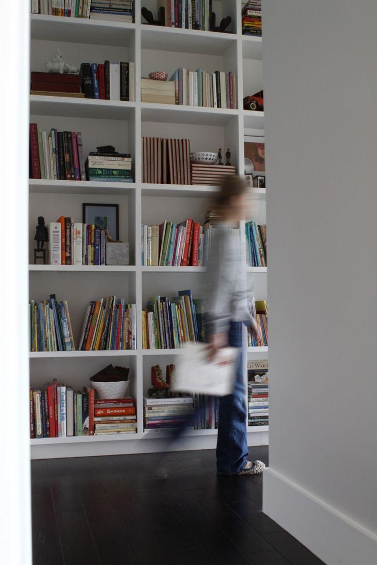Co colour coordinated bookshelf - Bookshelf