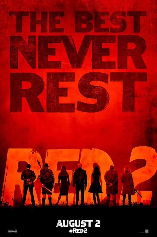 RED 2 11x17 Movie Poster (2013)