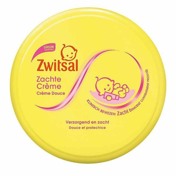 Zwitsal Soft Cream (200ml) - hollandboutique.com