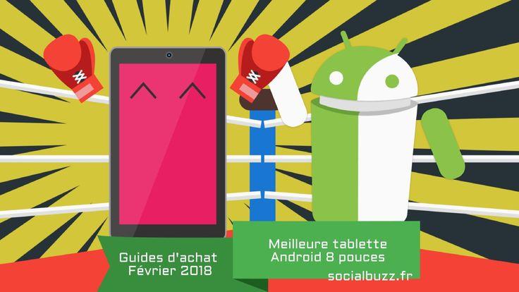 e marché des tablettes Android 8 pouces devient de plus en plus important après l'introduction des smartphones avec un écran de 6 pouces rend les modèles 7 pouces plus petits. Il y a tellement de modèles sur le marché et c'est pourquoi nous avons voulu créer le guide pour trouver le m... #Android, #MeilleurAchatTablette8Pouces https://www.socialbuzz.fr/meilleures-achats-tablette-android-8-pouces-fevrier-2018/