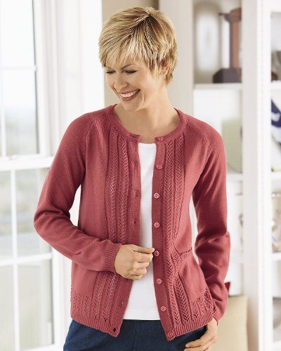 Women's Cardigans, Cardigan Sweaters And Women's Sweaters