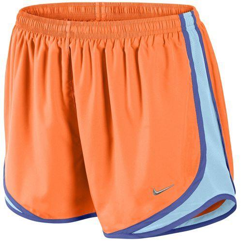Nike Tempo Shorts - Women's - Running - Clothing - Light Armory Blue/Atomic Pink/Armory Slate