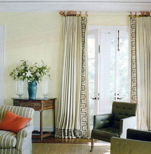 thick curtain border    -Thomas Jayne