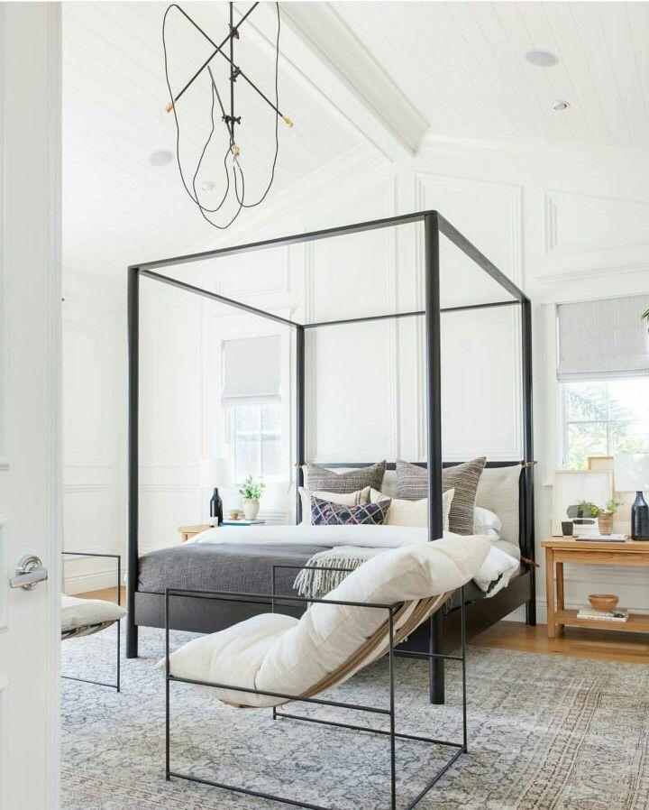 Best Bright Minimal Modern Bedroom Inspiration Design 400 x 300