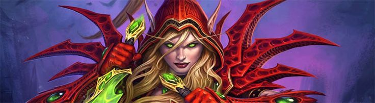 Valeera (Hearthstone Rogue Class Decks) #hearthstone