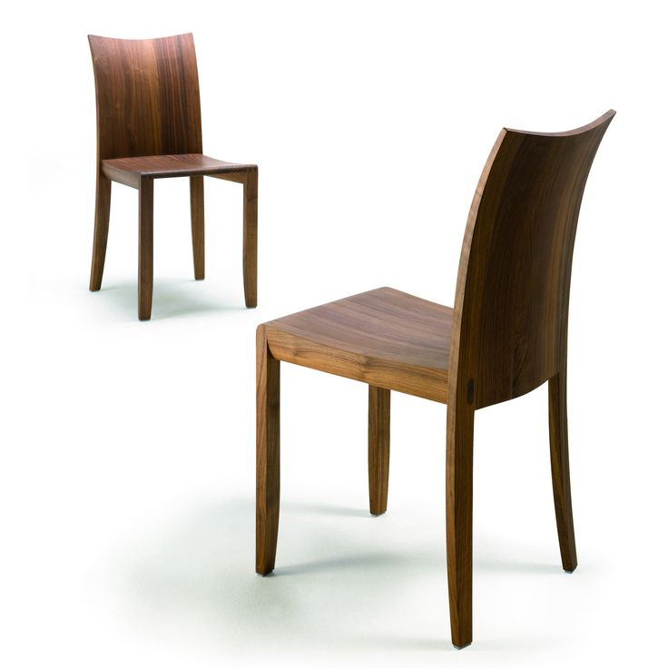d karl auer m team 7 the comfortable cubus chair is made entirely of natural wood