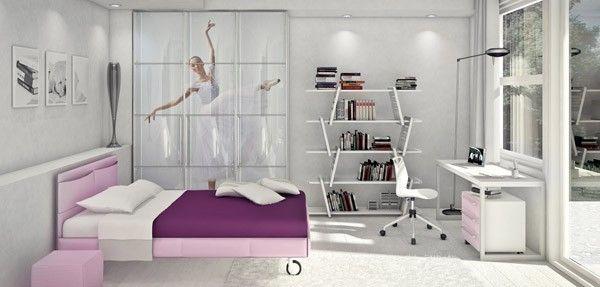 1000 idee su camere da letto per ragazze su pinterest for Idee camere ragazze