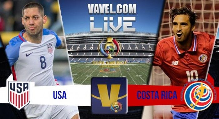 USA vs. Costa Rica Copa America 2016 Prediction Preview Streaming Info Schedule As Americans Seek Redemption From Loss to Colombia