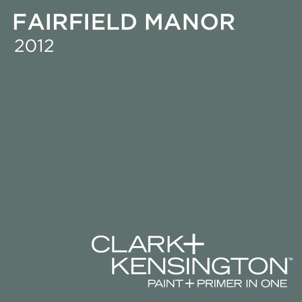 Fairfield Manor 2012 by Clark+Kensington