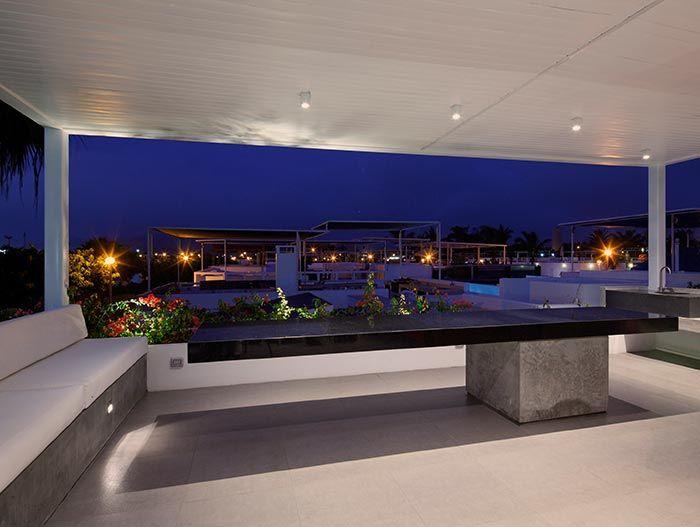 Best Casa Blanca A Modern Home With An Eye Catching Spiral 400 x 300