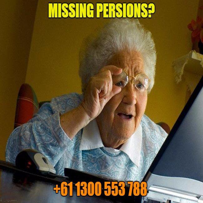 Missing Person? Let's help!  #MissingPerson #PI