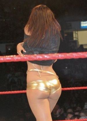 from Cody layla off of wwe butt neckied