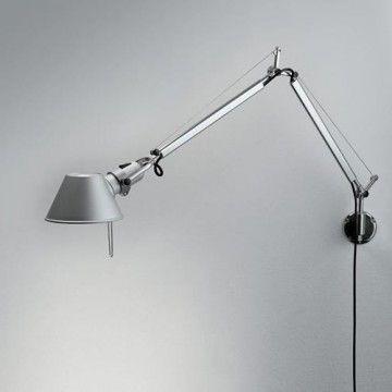 Wandlamp Artemide Tolomeo Parete Mini LED