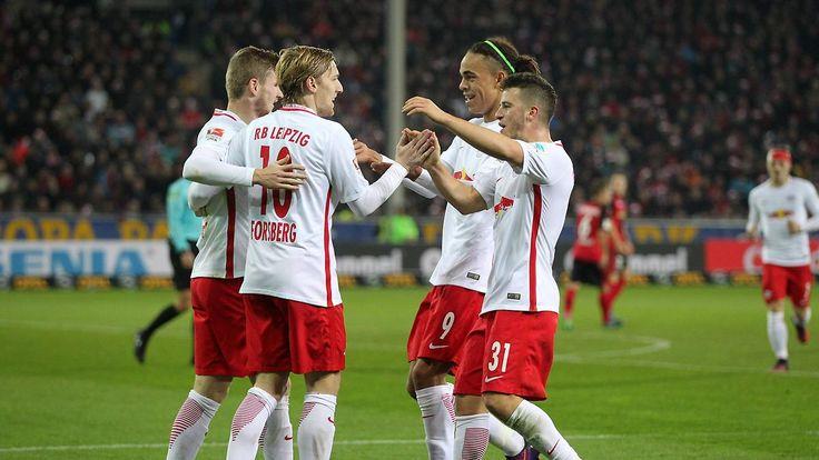 Bärenstark an der Tabellenspitze: RB Leipzig überrennt SC Freiburg