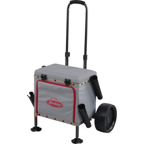 Berkley Sportsman's Pro Fishing Cart by Berkley. Berkley Sportsman's Pro Fishing Cart.
