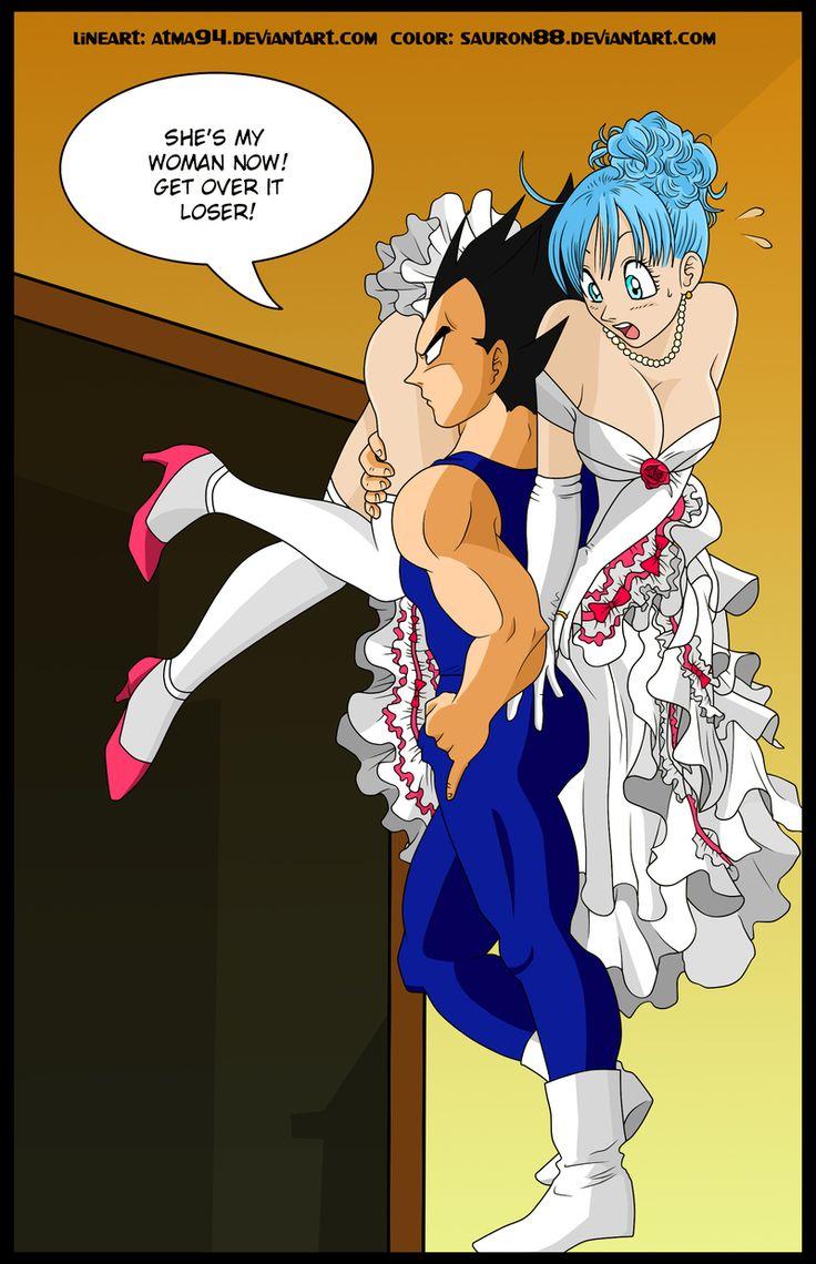 Piccolo gohan wedding