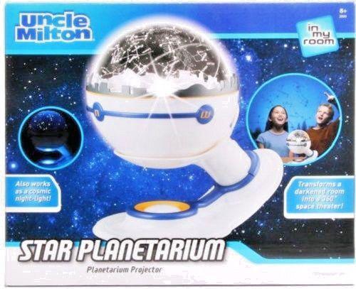 Stars Planets Ceiling Kids Planetarium Bedroom Nightlight Astronomy  Projector