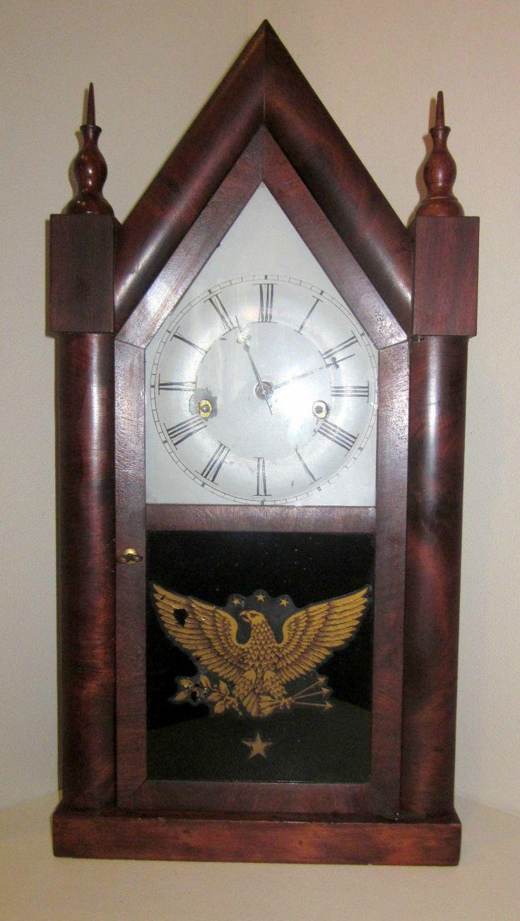 265 Best Clocks Images On Pinterest Antique Clocks