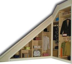 Interior armario agaterado  Spazio's agaterados