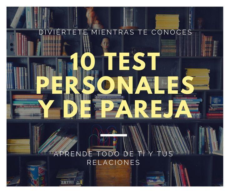 """Ebook GRATIS """"10 Test personales y de pareja"""", Suscríbete al BLOG y descárgalo GRATIS,"""