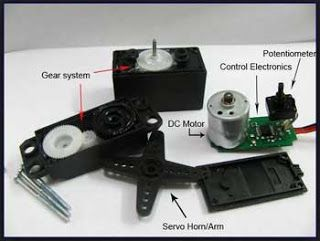 DC Gear Motor & Controller Boards: What is Servo Motor?