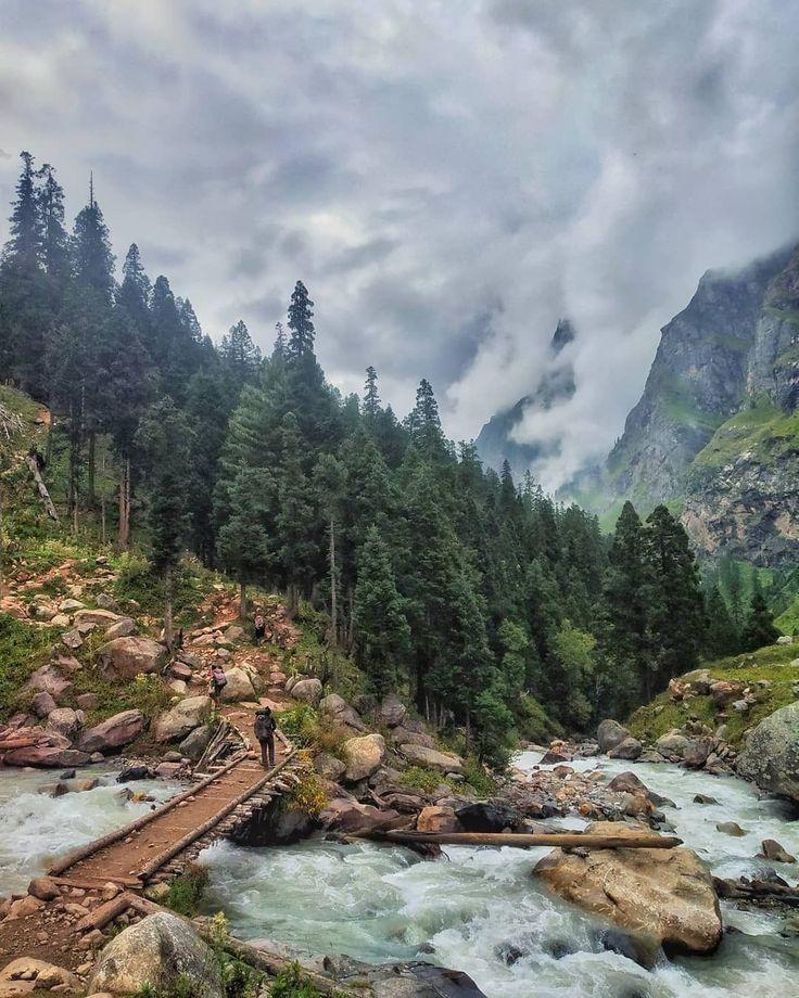 Kheerganga | Solo travel, Travel, Photo caption