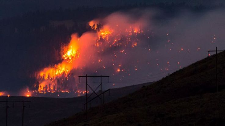 The Australian firefighters are expected to be in Canada for at least six weeks.
