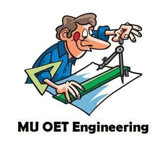 MU OET Engineering 2016 Exam - Get details on MU OET 2016 Engineering Exam such as its important dates, application form, syllabus and eligibility. To know more - http://www.getentrance.com/mu-oet-engineering-exam.html