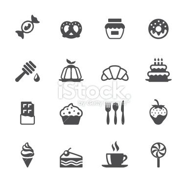 Sweet Food icons