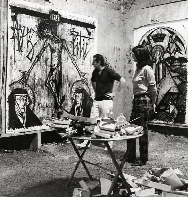 17 migliori immagini su arte e artisti su pinterest for Bernard peintre