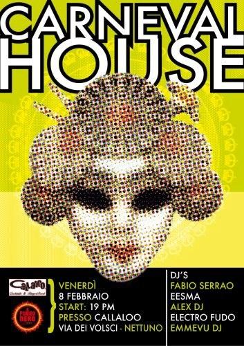 Poster for Carnival House