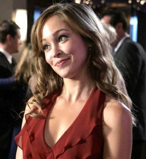 Taylor Townsend played by Autumn Reeser --The Oc, season 4: The Sleeping Beauty.