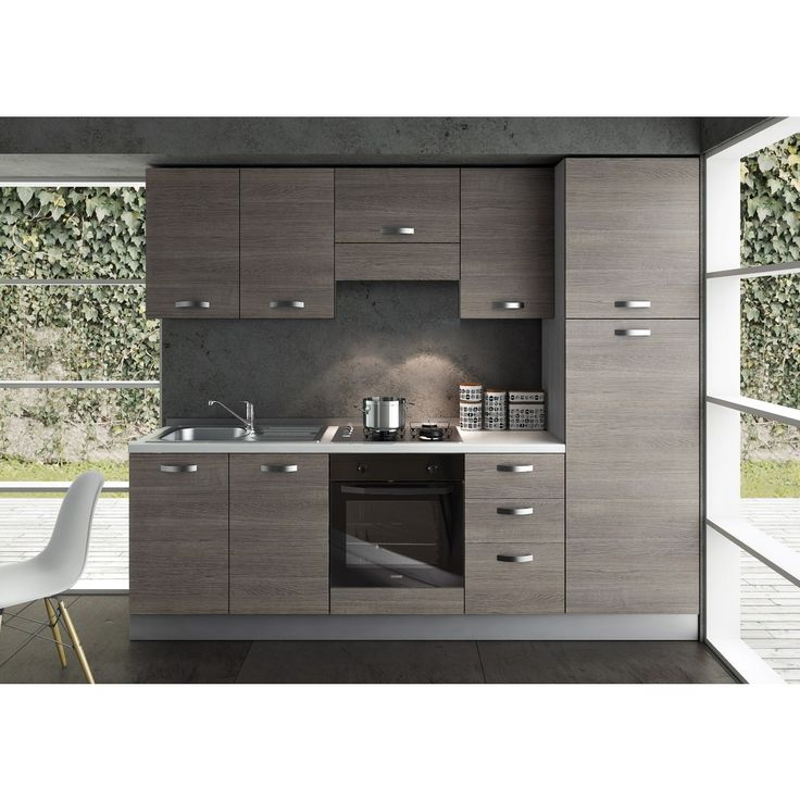 Cocina obsideo conforama inspiraci n para cocinas - Conforama armarios de cocina ...