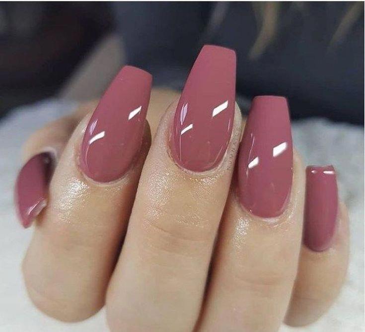 Amazing Nail Trends I Like Naildesigns Mauve Nails Popular