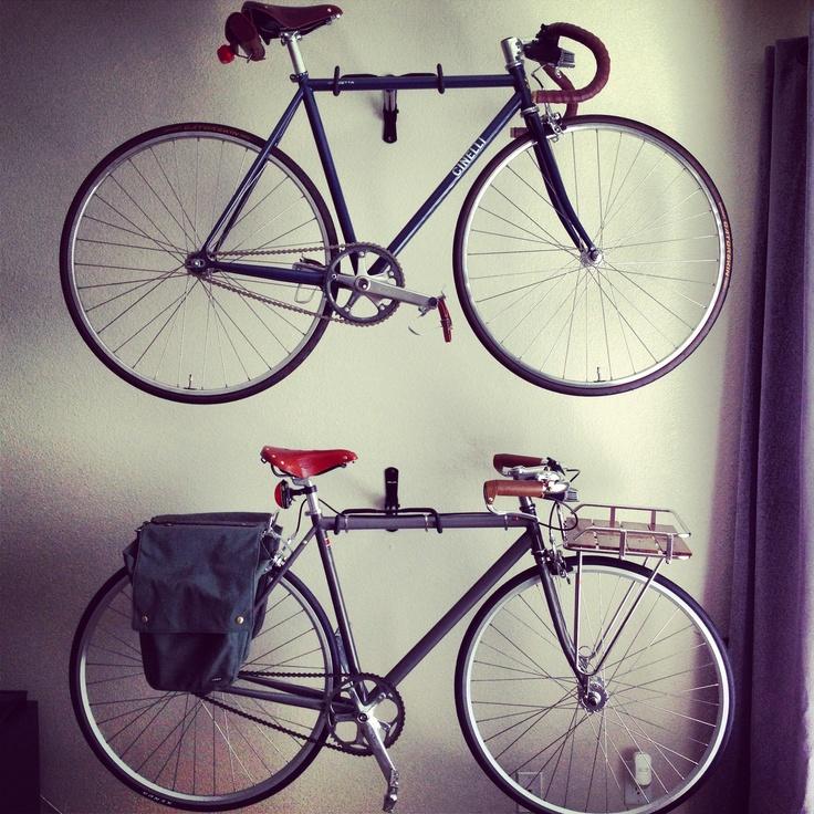 Best 25 Bicycle Wall Mount Ideas On Pinterest Bike Wall