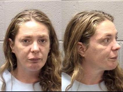 PHOTO: Woman accused of hitting boyfriend with frying pan during fight - Chicago Sun-Times