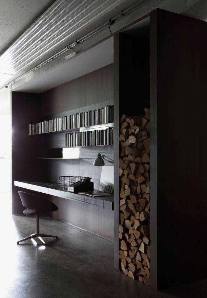 The new look of the showroom Porro #interiors #desk
