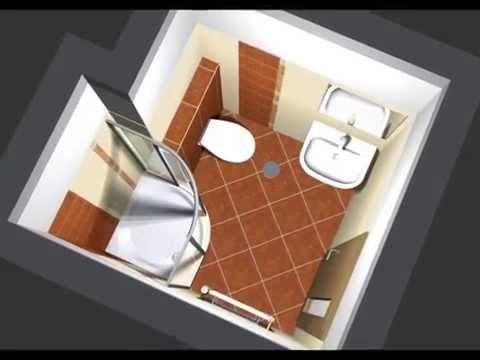 3D vizualizace koupelen - grafické návrhy KAH.CZ - YouTube